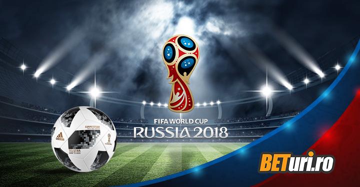 mingea de fotbal cm 2018