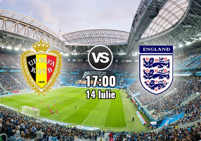 Belgia vs Anglia