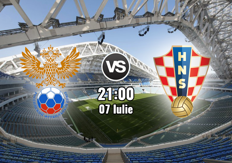 Rusia vs Croatia