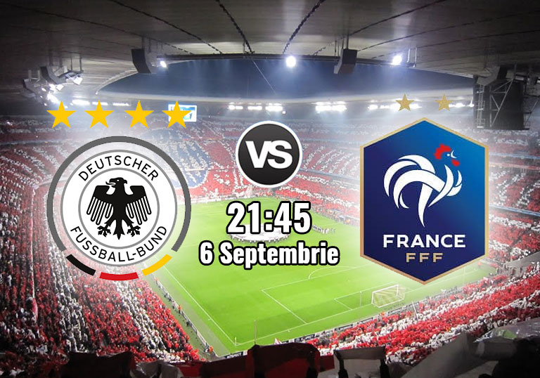 Germania Franta pariuri