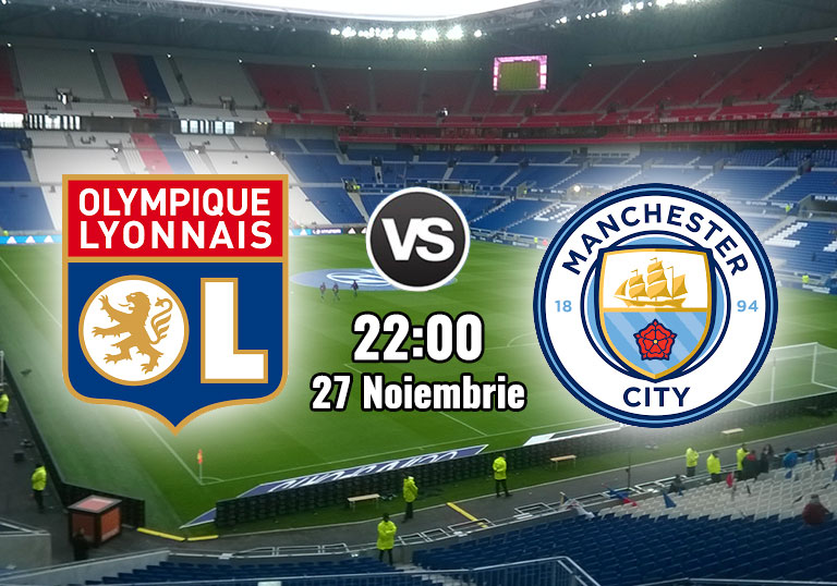 UEFA Champions League, Lyon, Manchester City