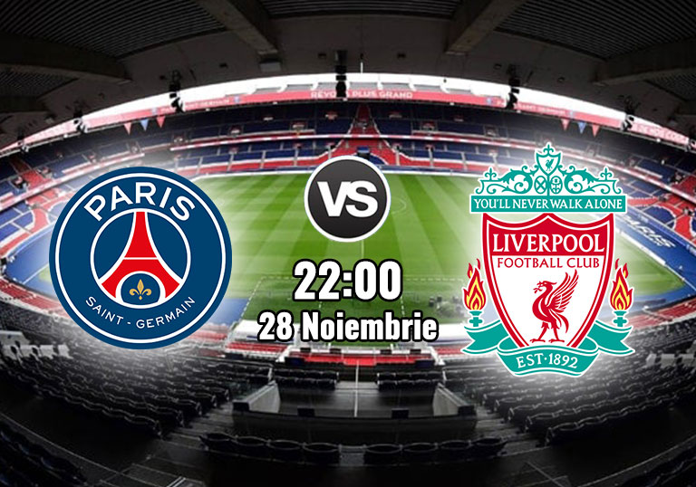 UEFA Champions League, PSG, Liverpool