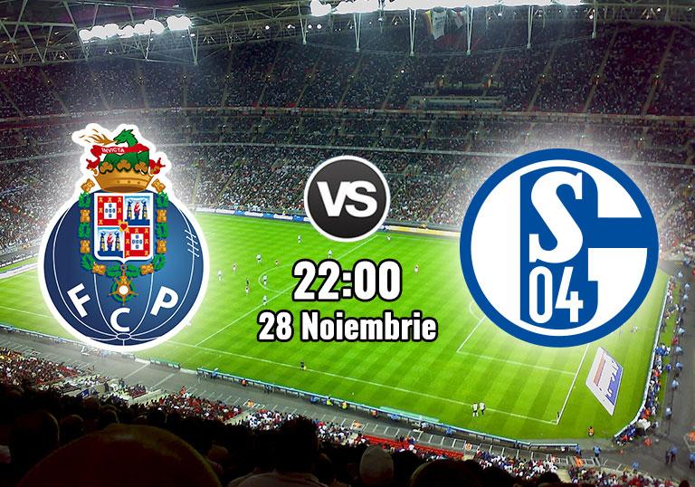 UEFA Champions League, FC Porto, Schalke