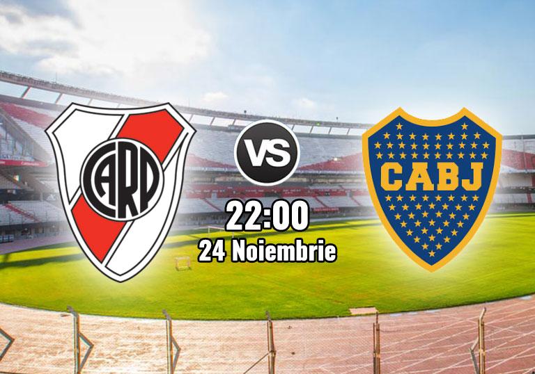River Plate, Boca Juniors