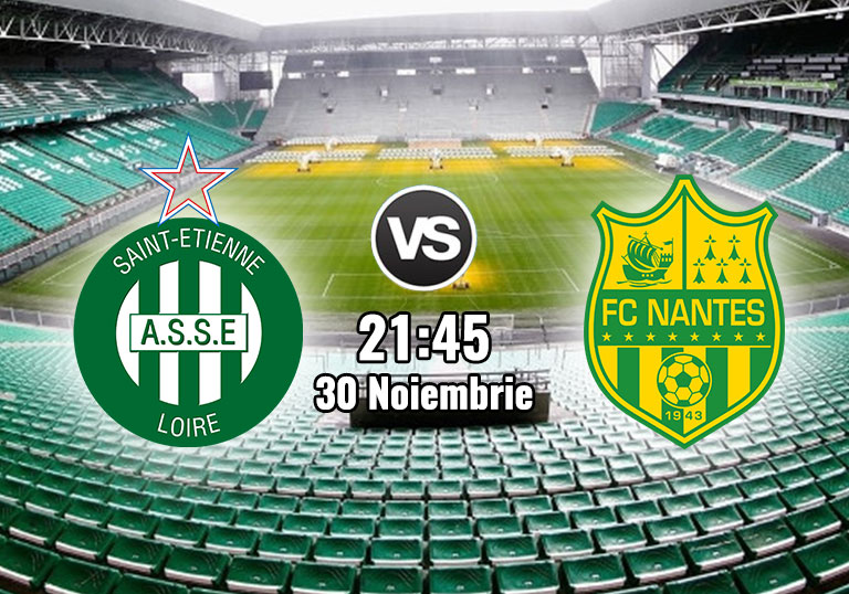 Ligue 1, Saint Etienne, Nantes