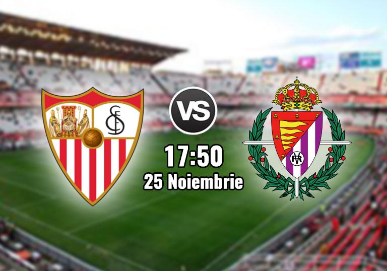 La Liga, Sevilla, Valladolid
