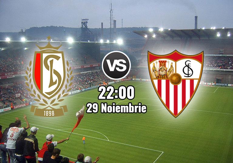 UEFA Europa League, Standard Liege, Sevilla