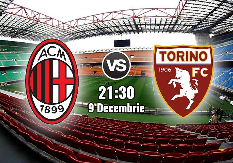 Serie A, AC Milan, Torino