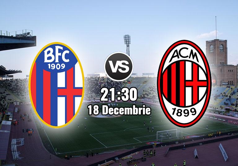 Serie A, Bologna, AC Milan
