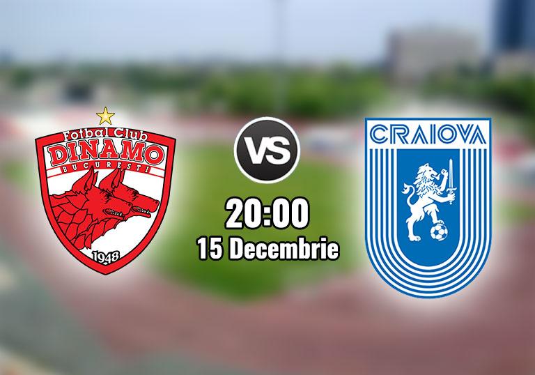 Liga 1, Dinamo, CSU Craiova