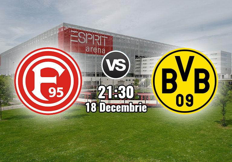 Bundesliga, Dusseldorf, Borussia Dortmund