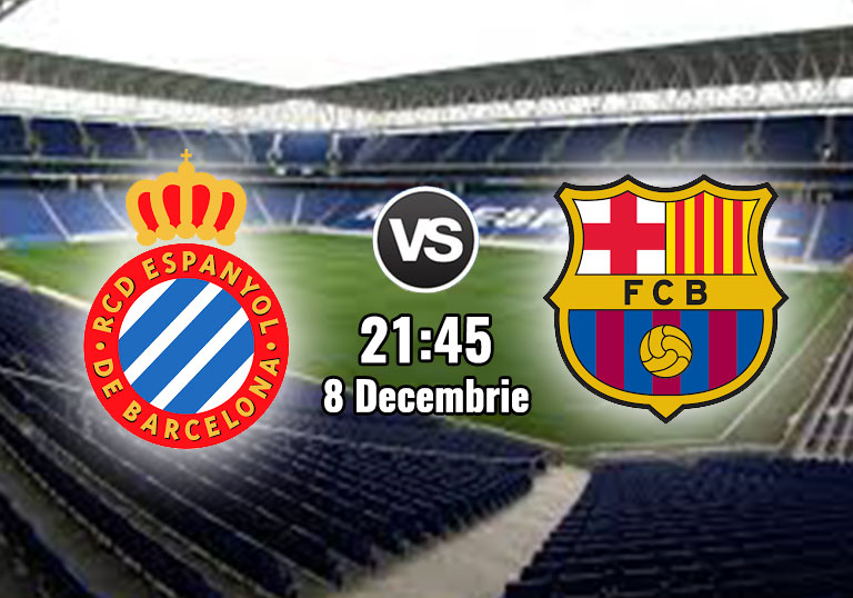 Primera Division, Espanyol, Barcelona