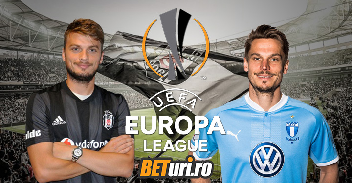 europa league besiktas malmo pariuri online