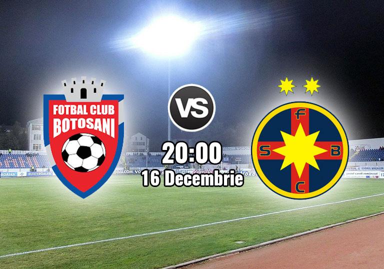 Liga 1, FC Botoșani, FCSB