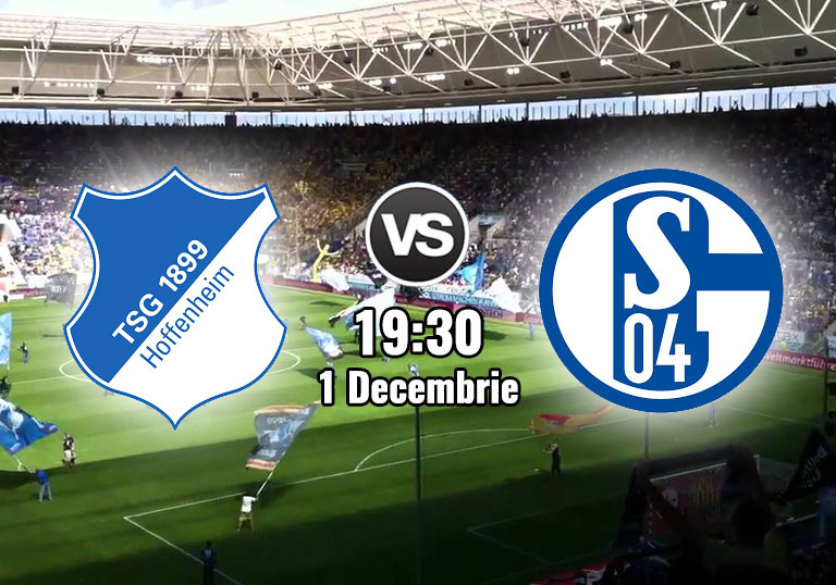 Bundesliga, Hoffenheim, Schalke