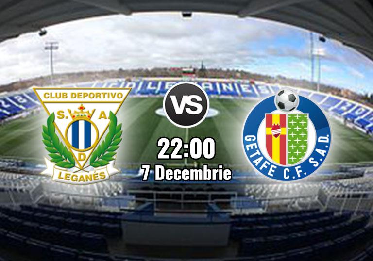 Primera Division, Leganes, Getafe