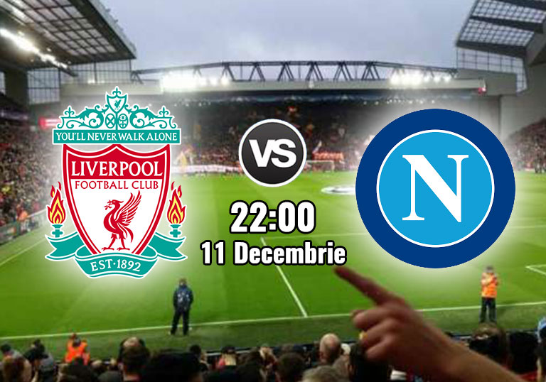 UEFA Champions League, Liverpool, Napoli