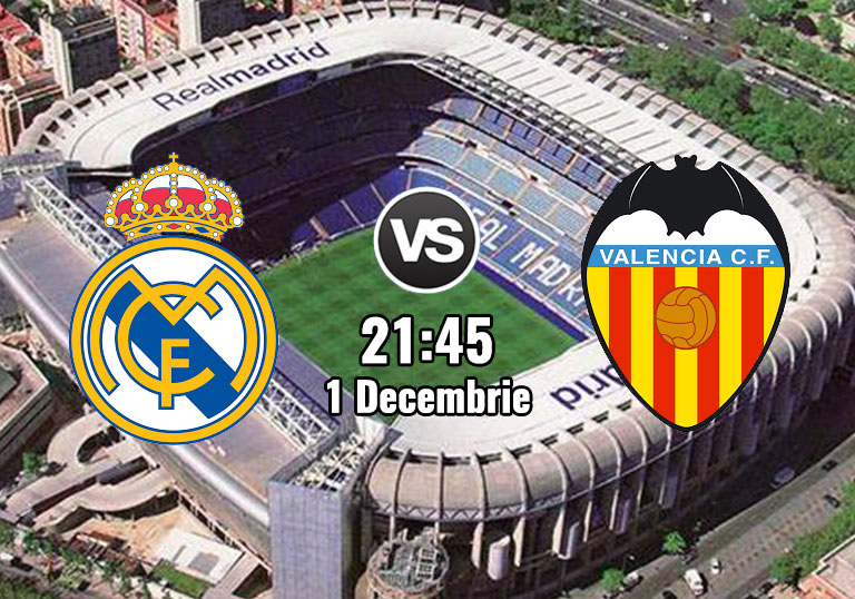 La Liga, Real Madrid, Valencia