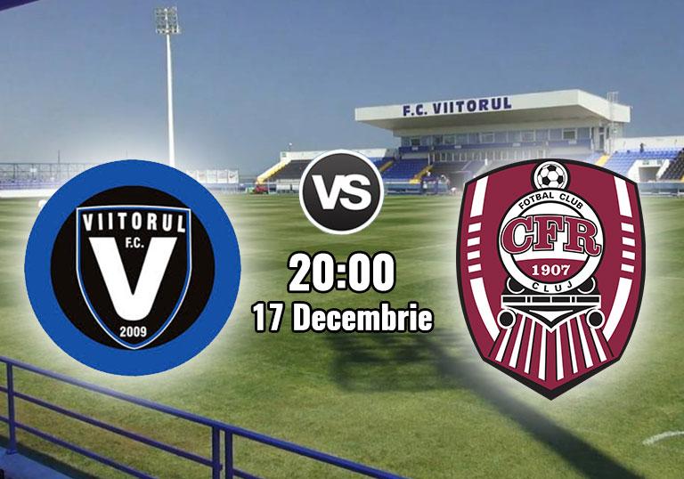 Liga 1, Viitorul, CFR Cluj