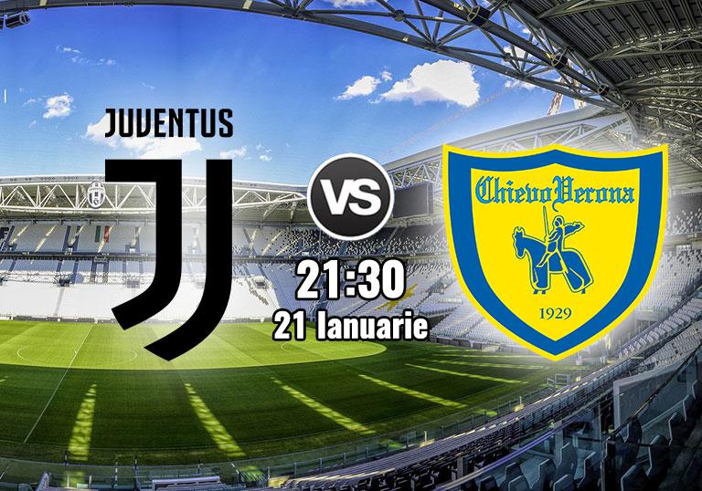 Serie A, Juventus, Chievo