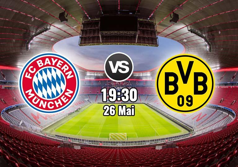Bayern vs Dorthmund