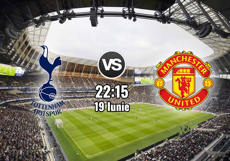 ponturi tottenham vs machester united