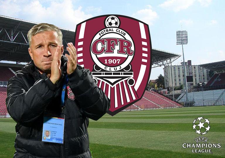 CFR Cluj Champions League 2020