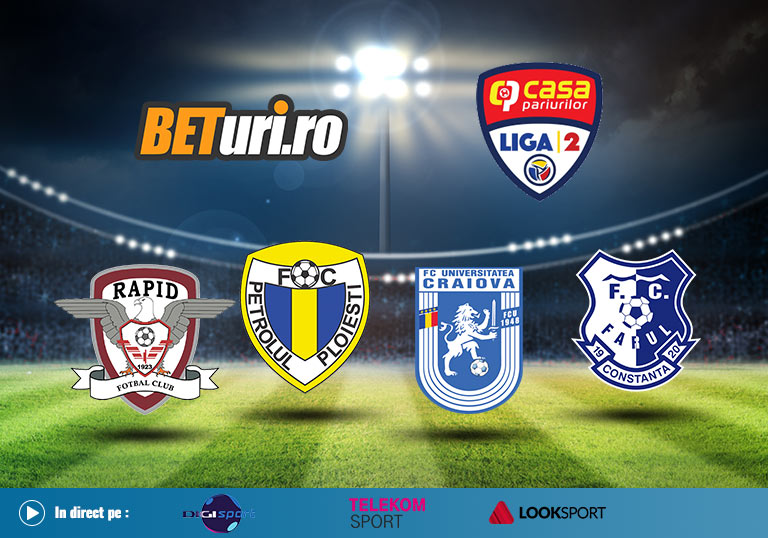 Liga 2 Romania, Ponturi Prima Etapă, 2020