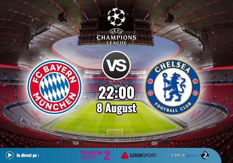 Bayern vs Chelsea Champions League 2020