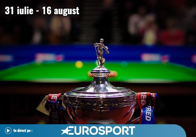 Imagine Trofeu Campionatul Mondial de Snooker