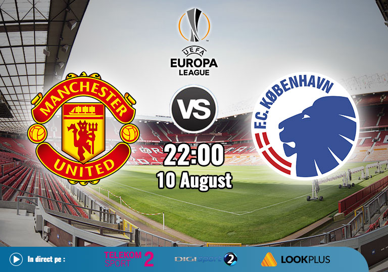 Man Utd vs FC Copenhaga, UEFA Europa League 2020