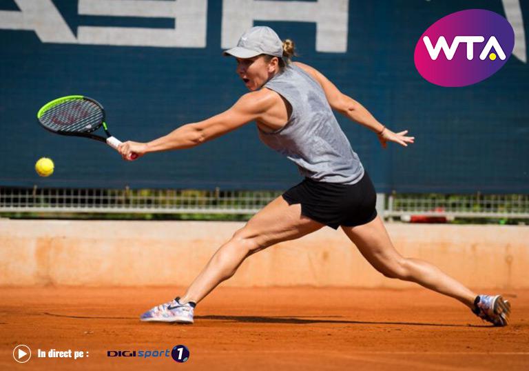 WTA Praga 2020, Simona Halep campioană
