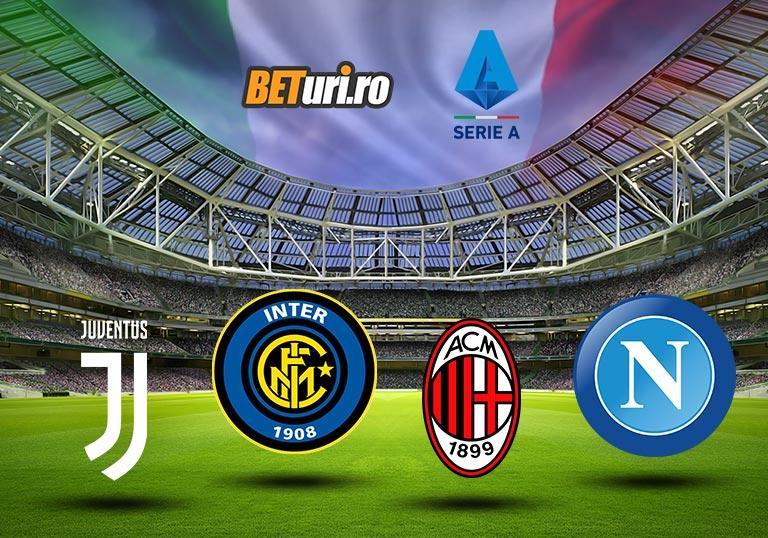 Antepost Serie A, Pariuri Italia, 2020