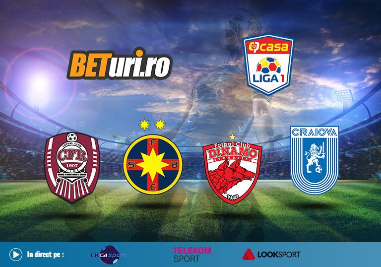 Liga 1 2020/2021, Rezultatele și echipa etapei a doua, 2020