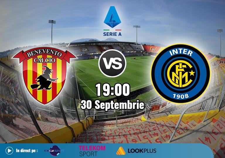 Inter Benevento, Serie A, 2020