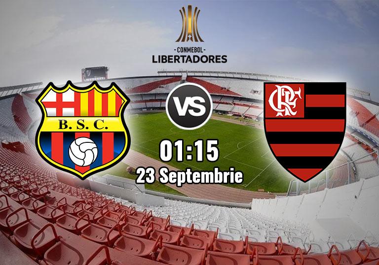 Copa Libertadores, Barcelona vs Flamengo, 2020