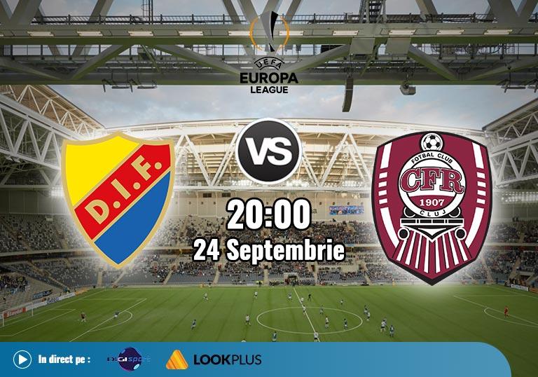 CFR Cluj Europa League, Ponturi Djurgarden vs CFR, 2020