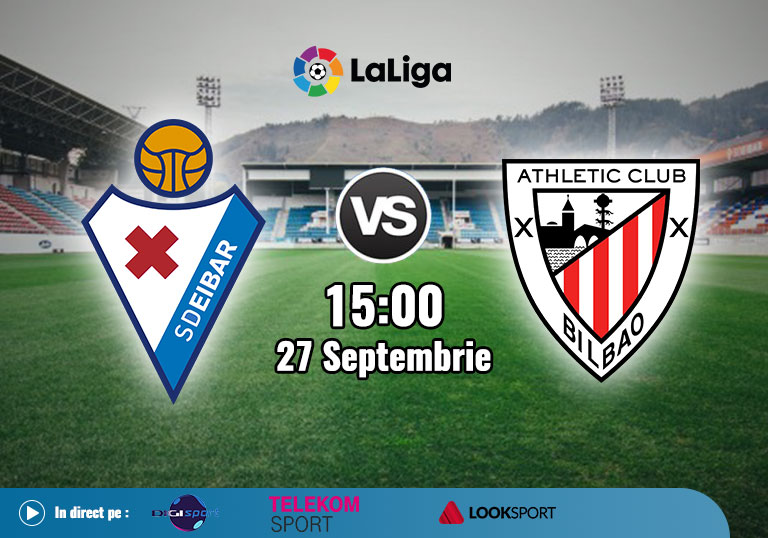 Eibar Athletic Bilbao, La Liga, 2020