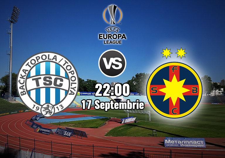 FCSB Europa League, Preview Meci Backa Topola, 2020