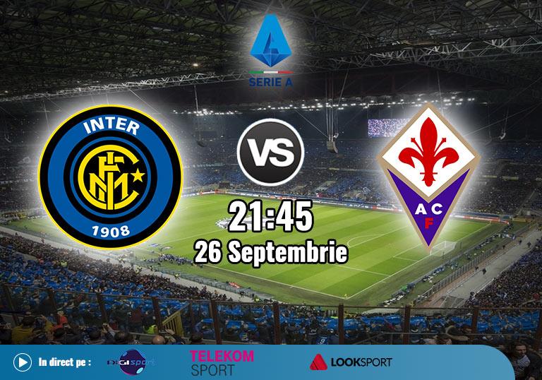 Inter Fiorentina, Serie A, 2020