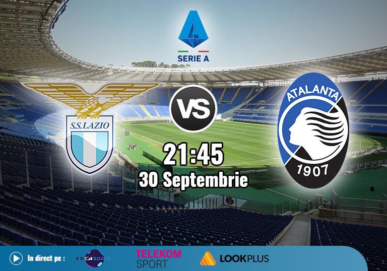 Lazio Atalanta, Serie A, 2020