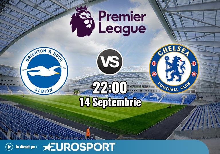 Brighton Chelsea, Premier League, 2020
