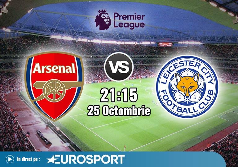Arsenal Leicester , Premier League , 2020