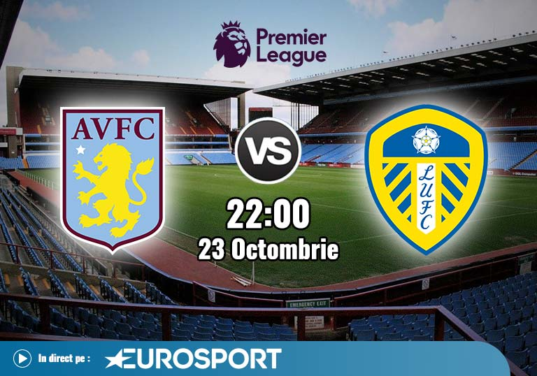 Aston Villa Leeds , Premier League