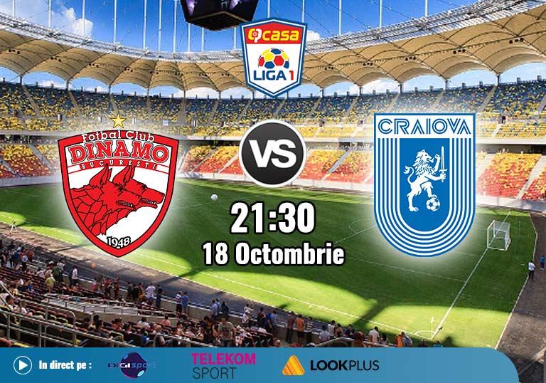 Dinamo Craiova , Liga 1 , 2020