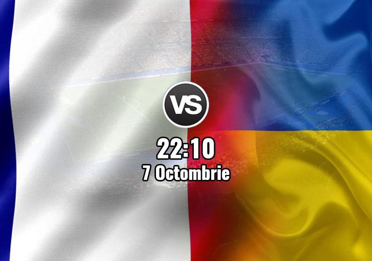 Franta Ucraina , Meci Amical , 2020