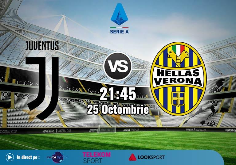 Juventus Verona , Serie A , 2020