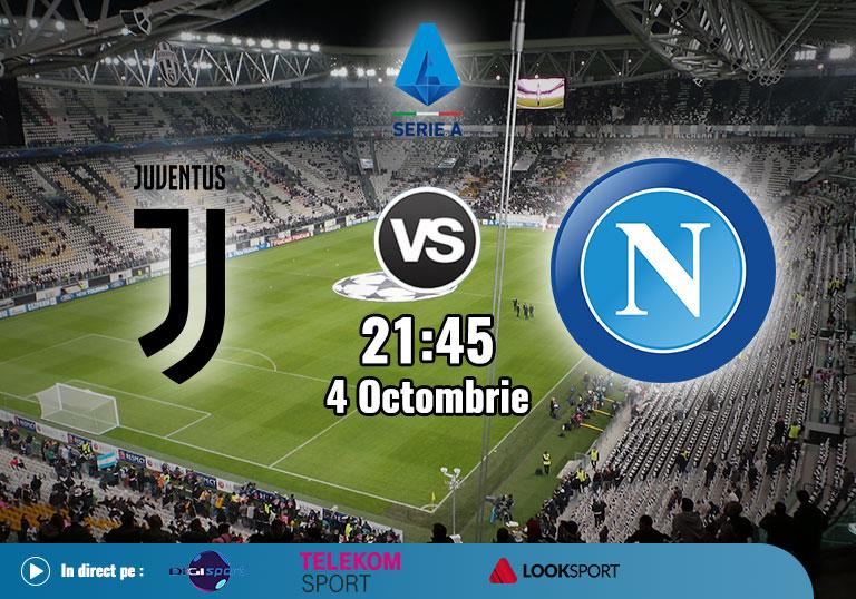 Juventus Napoli , Serie A , 2020