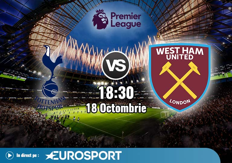 Tottenham West Ham , Premier League , 2020