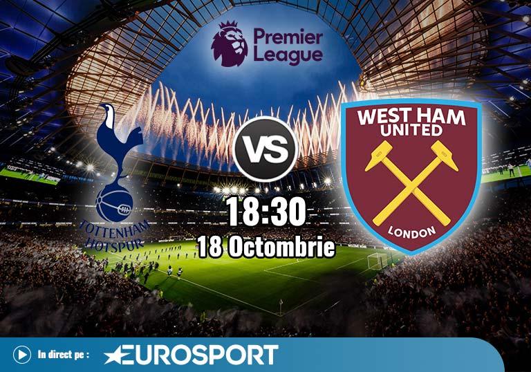 Tottenham West Ham , Premier League , 2020